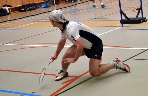 SPARINGOVÉ HRANÍ pomůže pokročilým badmintonistům