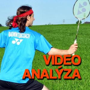 Analýza videa s důrazem na chyby v technice, pohybu i taktice a jejich nápravu