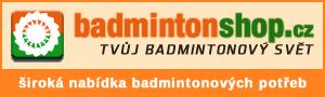 Badmintonshop.cz - rakety a ostatní zboží na badminton